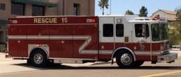 San Miguel Fire Truck